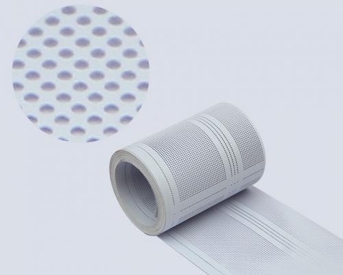 白色PVC喇叭网